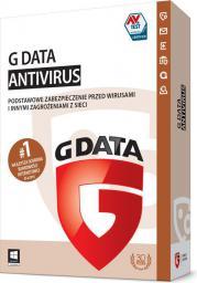 Gdata Antivirus BOX 1PC 1 ROK (090000)