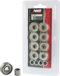 NILS Extreme ABEC-7 carbon łożyska (8 szt.) (16-31-004)