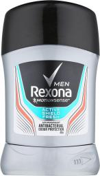 Rexona  Motion Sense Men Dezodorant w sztyfcie Active Shield Fresh 50ml