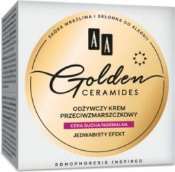 AA Golden Ceramides krem na dzień cera sucha/normalna 50ml