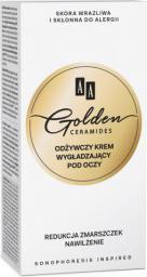 AA Cosmetics GOLDEN CERAMIDES - Krem pod oczy
