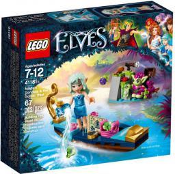 LEGO Elves Gondola Naidy i gobliński złodziej (41181)