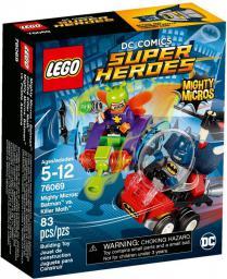 LEGO Super Heroes - Batman kontra Killer Moth (76069)