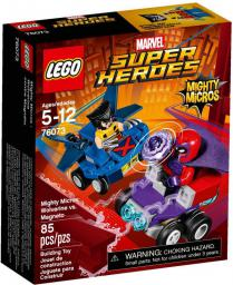 Lego SUPER HEROES Mighty Micros: Wolverine kontra Magneto (LG76073)
