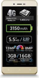 Smartfon AllView V2 Viper XE 16 GB Dual SIM Złoty  (V2 Viper XE Złoty)