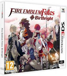 Gra Nintendo 3DS Fire Emblem Fates: Birthright (NI3S19040)