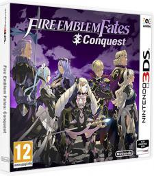 Gra Nintendo 3DS Fire Emblem Fates: Conquest (NI3S19050)