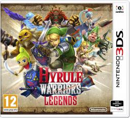 Gra Nintendo 3DS Hyrule Warriors: Legends (NI3S31550)