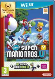 Selects: New Super Mario Bros. U + New Super Luigi U (NIUS4966)