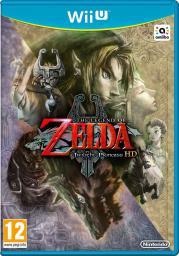 The Legend of Zelda Twilight Princess HD (NIUS7210)