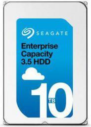 Dysk serwerowy Seagate Enterprise Capacity 10TB 3.5'' 7200 SAS-3 (ST10000NM0096)