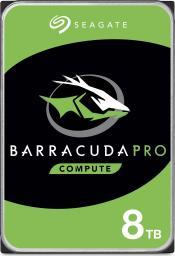 """Dysk Seagate Barracuda Pro 8 TB 3.5"""" SATA III (ST8000DM0004)"""