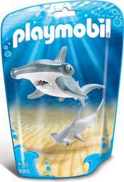 Playmobil Family Fun - hammerhead shark with baby (9065)