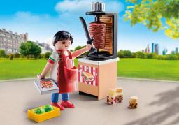 Playmobil Special Plus, Stoisko z kebabem (9088)