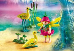 Playmobil Fairies, Wróżka i bociany (9138)