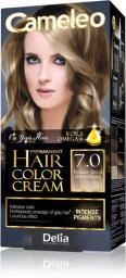 Delia Cameleo HCC Farba permanentna Omega+ nr 7.0 Medium Blond 1op.