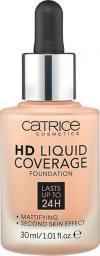 Catrice HD Liquid Coverage Podkład w płynie 020 Rose Beige 30ml