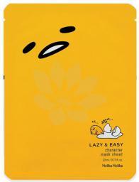 Holika Holika Gudetama Lazy & Easy Maseczka w płacie 1szt