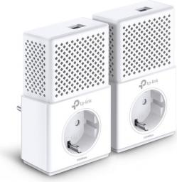Urządzenie PLC TP-LINK PA7010P KIT powerline AV1000 (TL-PA7010P KIT)