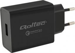 Ładowarka Qoltec Quick Charge 3.0 (50131)