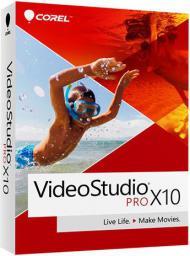 Corel VideoStudio Pro X10 ML EU (VSPRX10MLMBEU)