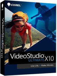 Corel VideoStudio Pro X10 (VSPRX10ULMLMBEU)