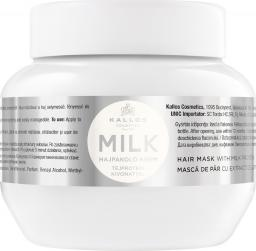Kallos KJMN maska Milk z ekstraktem proteiny mlecznej 275 ml