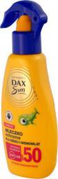 Dax Sun Mleczko ochronne dla dzieci i niemowląt SPF 50  spray 200ml