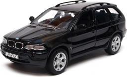 Welly BMW X5, czarny (WE22074-1)