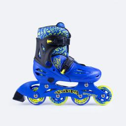 Spokey Rolki roz. 30-33 BUDDY Blue (839410)