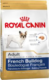 Royal Canin French Bulldog Adult karma sucha dla psów dorosłych rasy bulldog francuski 9kg