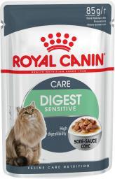 Royal Canin Digest SENSITIVE Feline w sosie 85 g