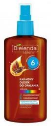 Bielenda BIKINI Kakaowy olejek do opalania SPF 6 150ml