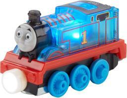 Mattel Tomek i Przyjaciele - lokomotywki ze światełkami Thomas