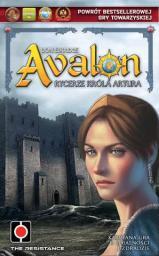 Portal Games Avalon: Rycerze króla Artura (162218)