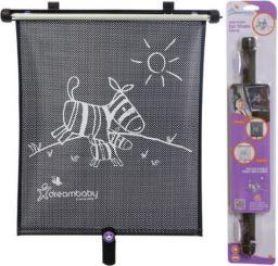Dreambaby Dwustronna roleta przeciwsłoneczna - zebra (DRE000129)