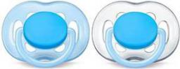 Avent Smoczek silikonowy uspokajający dla dzieci od 6-18 miesięcy - 2 szt. (AV-000474)