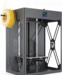 Drukarka 3D CraftBot CRAFTBOT XL (GRAY) (CU3DP-CBXL-AG)