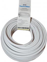Przewód Technisat Antenowy, 30m, Biały (0003/3611)