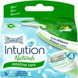 Wilkinson  Intuition Sensitive Care wkład do maszynki do golenia 3szt