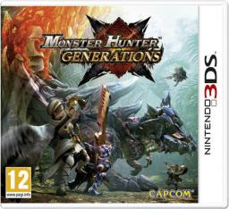 Gra Nintendo 3DS Monster Hunter Generations (NI3S47800)