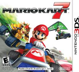 Gra Nintendo 3DS Mario Kart 7 (NI3S460)