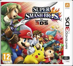 Gra Nintendo 3DS Super Smash Bros (NI3S699010)