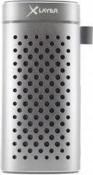 Powerbank Xlayer PLUS Speaker,  4000 mAh, szary  (210329)