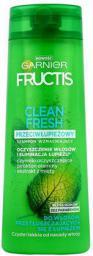 Garnier Fructis Clean Fresh Szampon do włosów przetłuszczających się z łupieżem 400ml