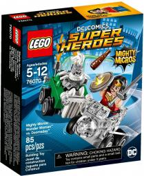 LEGO Super Heroes Wonder Woman kontra Doomsday (76070)