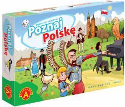 Alexander Gra planszowa Poznaj Polskę
