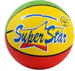 Adar Piłka do kosza Super Star (449824)