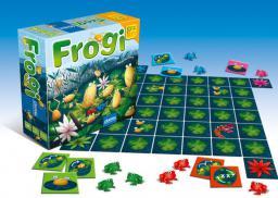 Granna Frogi gra planszowa (00283/WG)