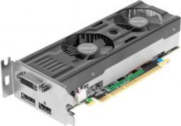 Karta graficzna KFA2 GeForce GTX 1050 Ti OC LP 4GB GDDR5 (128 bit), HDMI, DP, DVI-D, BULK (50IQH8DSP2MK)
